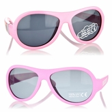 Babiators Little Girl Pink Set of 2 Sunglasses - 1 Polarized & 1 UV 400