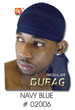BT Regular Durag Navy Blue