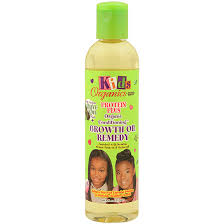 Africa's Best Kids Organics Growth Oil Remedy 8oz