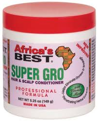 Africa's Best  Super Gro 6oz