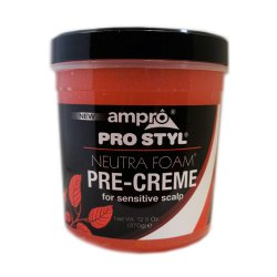 Ampro Sensitive Scalp Base Creme 12oz