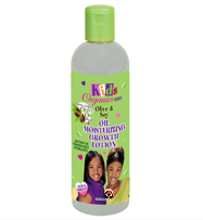 Africa's Best Kids Organic Olive & Soy Oil Moist Growth Lotion 8oz