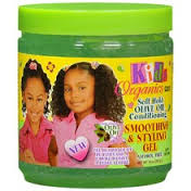 Africa's Best Kids Organics Smoothing & Styling Gel 15oz