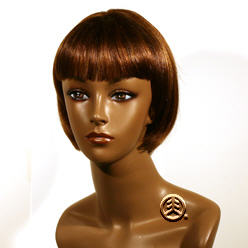 Beverly Johnson Human Wig H274