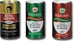 Royal Crown Shaving Powder 5oz