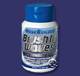 Spartan Wave Builder Brush In Waves Daily Training Lotion 7oz