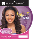 Sensationnel Instant Weave Synthetic Hair