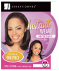Sensationnel Reversible Instant  Weave