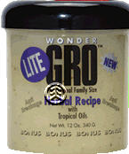 Wonder Gro Herbal Gro Lite Hairdress