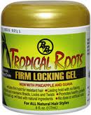B&B Tropical Roots Locking Gel 6oz