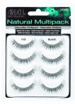 ARDELL NATURAL MULTIPACK EYELASHES #110
