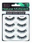 ARDELL NATURAL MULTIPACK EYELASHES #101