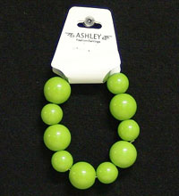 Bracelet Color Green