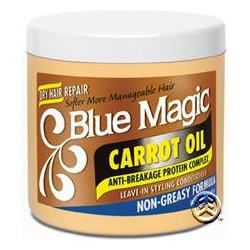 Blue Magic Carrot Oil Ant-Breakage Protein Complex 12oz