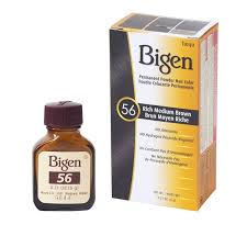 Bigen Hair Color #56 Rich Medium Brown