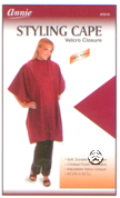 """Annie Styling Cape 45""""x55"""""""