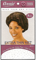 Annie Extra Thin Net Gray