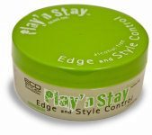 Eco Play N Stay Edge Style Control OLIVE 3oz