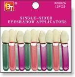 BT Single Side Eyeshadow Applicators 12PC