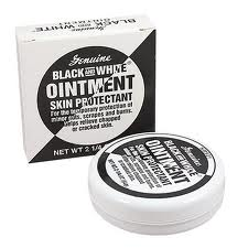 Black & White Ointment 2.25oz