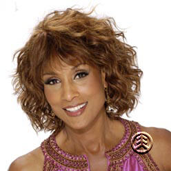 Beverly Johnson Wig H240 Human Wig*