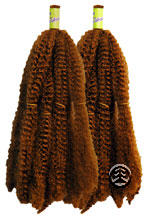 Beauti Collection Kanekalon Afro Kinky Bulk 25""