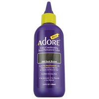 Adore Plus Semi Permanent Hair Color 388 Dark Brown 3.4oz