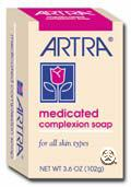 Artra Medicated Soap 3.5oz