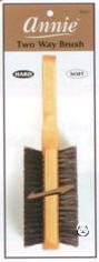 Annie Two Way Wooden Brush