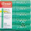 """Annie Snap On Magnetic Rollers 7/8"""""""