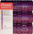 """Annie Snap On Magnetic Rollers 1&3/4"""""""