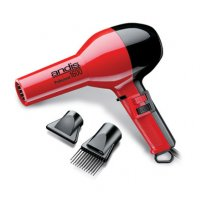 Andis Professional 1600 Red/Black Dryer