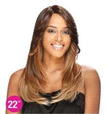 Freetress Equal Synthetic Invisible Part Wig Performance