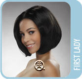 Urban Beauty Synthetic Lace Front Wig First Lady