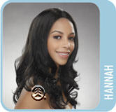 Urban Beauty Synthetic Full Lace Wig Hannah