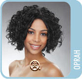 Urban Beauty Synthetic Lace Front Wig Oprah