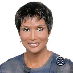 Beverly Johnson Wig H184 Human Wig