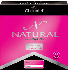 Chauntel Natural Collection Human Hair Weave