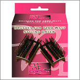 Remi Brush Side Comb 2pc