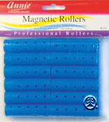 "Annie Magnetic Rollers 5/8"" 12pc"