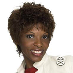 Beverly Johnson Wig H171 Human Wig