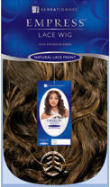 Sensationnel Empress Natural Lace Front Wig