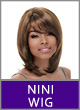 Janet Collection Synthetic Easy Wig Bang Hair Nini