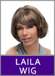 Janet Collection Synthetic Easy Wig Bang Hair Laila