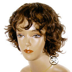 Beverly Johnson Wig H255 Human Wig*