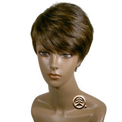 Beverly Johnson Human Wig H295