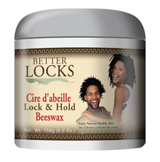 Better Locks Beeswax 14oz
