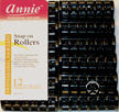 """Annie Snap On Rollers 3/4"""""""