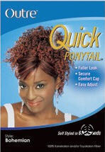 Outre Quick Ponytail
