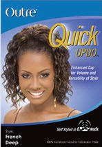 Outre Quick Updo Ponytail